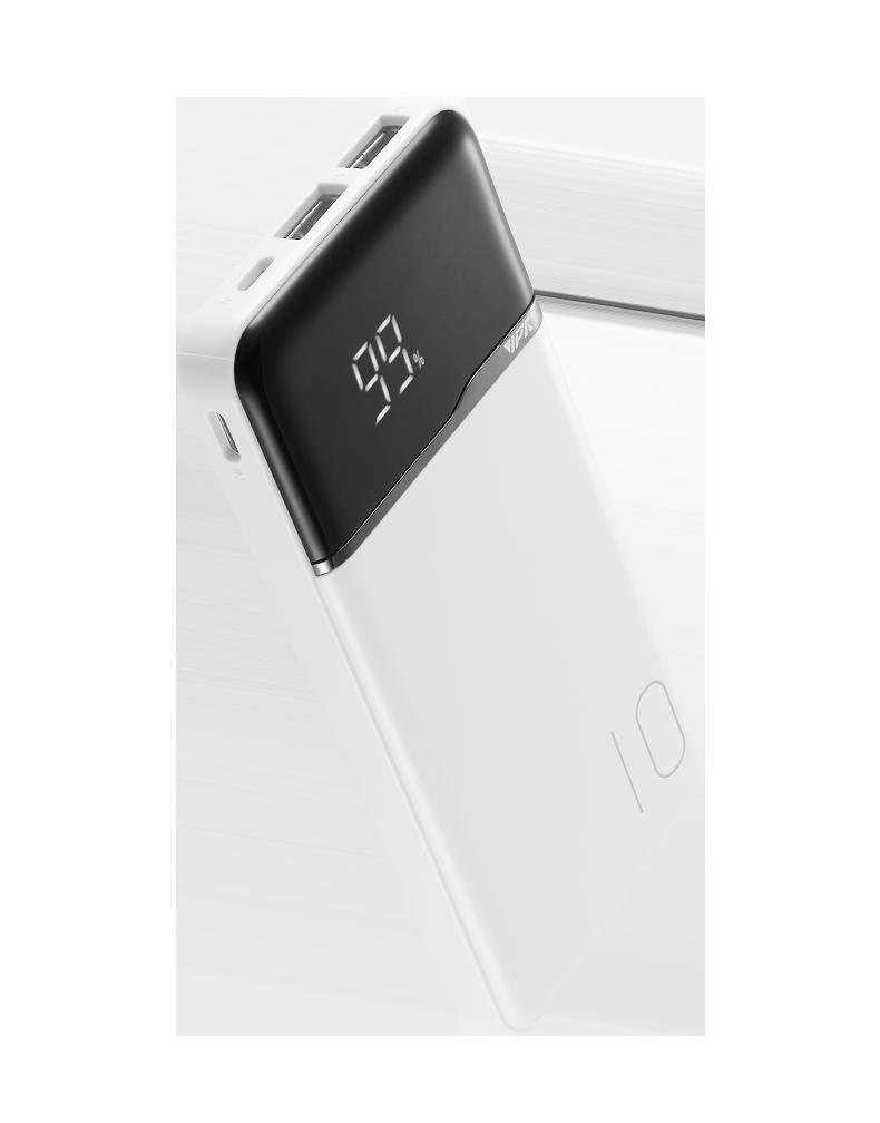 10000 超薄便携数显移动电源-VP59