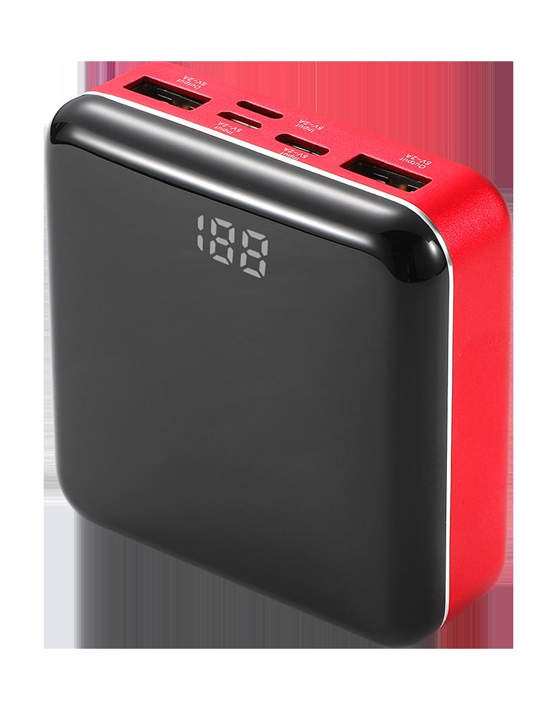 10000 Mini全面屏数显移动电源-VP60