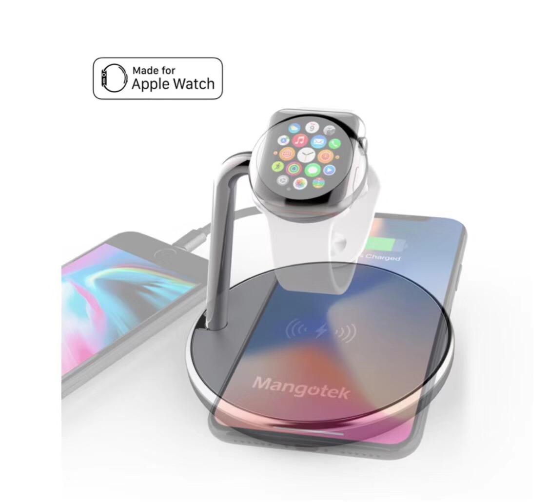 T39 手机、手表多功能无线充